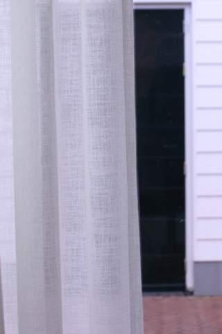 Inbetween grof linnen look off white